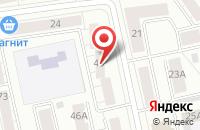 Схема проезда до компании Ванбор в Екатеринбурге