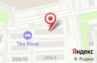 Схема проезда до компании Ай-Ти Партнер в Екатеринбурге