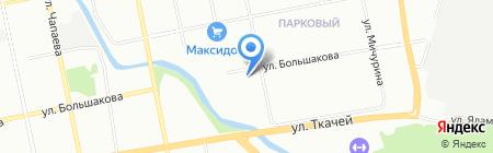 УЦПТ-сервис на карте Екатеринбурга