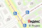 Схема проезда до компании Сеть продуктовых магазинов в Екатеринбурге