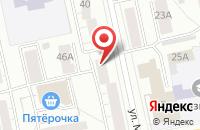 Схема проезда до компании Арт-Медиа в Екатеринбурге