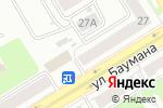 Схема проезда до компании Почтовое отделение №17 в Екатеринбурге