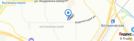 Daily Care на карте Екатеринбурга