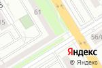 Схема проезда до компании Мастер на час в Екатеринбурге