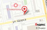 Схема проезда до компании Содружество-С в Екатеринбурге