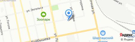 Народный трикотаж на карте Екатеринбурга