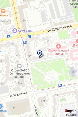 Паника на карте Екатеринбурга