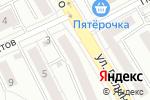 Схема проезда до компании Гардиан в Екатеринбурге