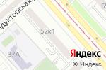 Схема проезда до компании Честный компьютерный сервис в Екатеринбурге