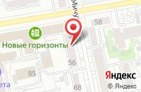 Схема проезда до компании Эко-Гарант в Белгороде