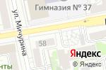 Схема проезда до компании Ваш страховой советник в Екатеринбурге