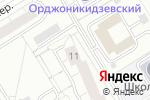 Схема проезда до компании Олимпия в Екатеринбурге