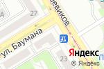 Схема проезда до компании Сушимак в Екатеринбурге