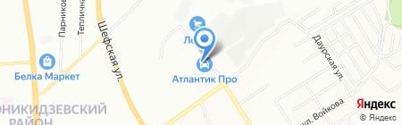 Автоэкспертиза на карте Екатеринбурга