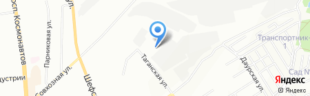 Агротех на карте Екатеринбурга