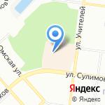 Дюжина на карте Екатеринбурга