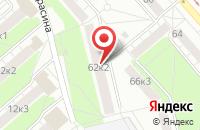 Схема проезда до компании Арго в Екатеринбурге