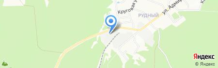 Урал-сервис-металл на карте Екатеринбурга