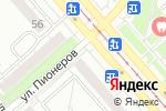 Схема проезда до компании Месье Травкин в Екатеринбурге