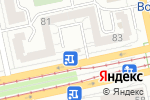 Схема проезда до компании Салон цветов в Екатеринбурге