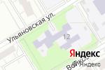 Схема проезда до компании Крепыш в Екатеринбурге