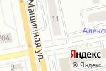 Схема проезда до компании Клумба в Екатеринбурге