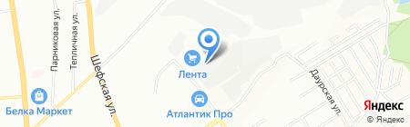 Союзагро на карте Екатеринбурга