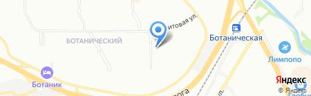 Doctor Mobile на карте Екатеринбурга