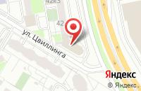 Схема проезда до компании Митек Индастрис Ру в Екатеринбурге