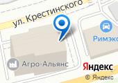 АГРО96 на карте