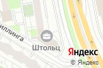 Схема проезда до компании Скансориум в Екатеринбурге
