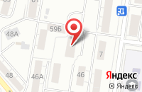 Схема проезда до компании Спецагропром в Екатеринбурге