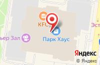 Схема проезда до компании Трейдсервис в Екатеринбурге