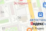 Схема проезда до компании Велком в Екатеринбурге