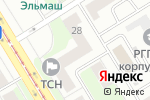 Схема проезда до компании ОЛИМПЕК в Екатеринбурге