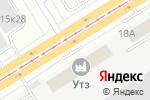 Схема проезда до компании Вертикаль НОВА в Екатеринбурге