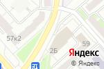 Схема проезда до компании Telepay в Екатеринбурге