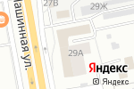 Схема проезда до компании АВТОЗАПЧАСТИ66.РФ в Екатеринбурге