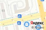 Схема проезда до компании РОЗАПАРК в Екатеринбурге