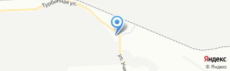 Сваи96 на карте Екатеринбурга