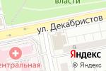 Схема проезда до компании Вечера в Екатеринбурге