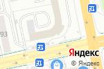 Схема проезда до компании АудитКонсалт в Екатеринбурге