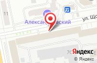 Схема проезда до компании Торговый Дом Елкз в Екатеринбурге