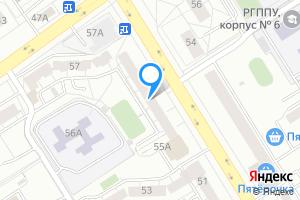 Однокомнатная квартира в Екатеринбурге Таганская 55