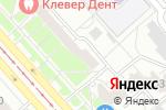 Схема проезда до компании Творческий центр красоты в Екатеринбурге