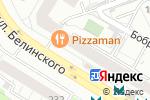 Схема проезда до компании КБ Пойдём! в Екатеринбурге