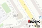 Схема проезда до компании Amigo в Екатеринбурге