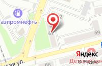 Схема проезда до компании Нова в Екатеринбурге