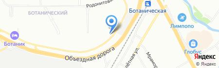 ПОДКОВА на карте Екатеринбурга