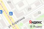 Схема проезда до компании Женская консультация в Екатеринбурге